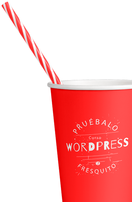 Vaso Curso WordPress gratis